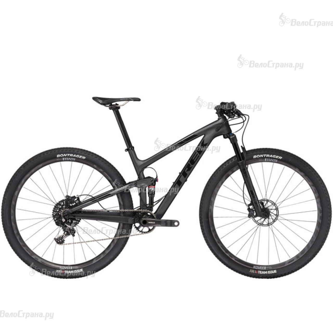 Велосипед Trek Top Fuel 9.8 SL (2017) велосипед trek fuel ex 9 29 2017