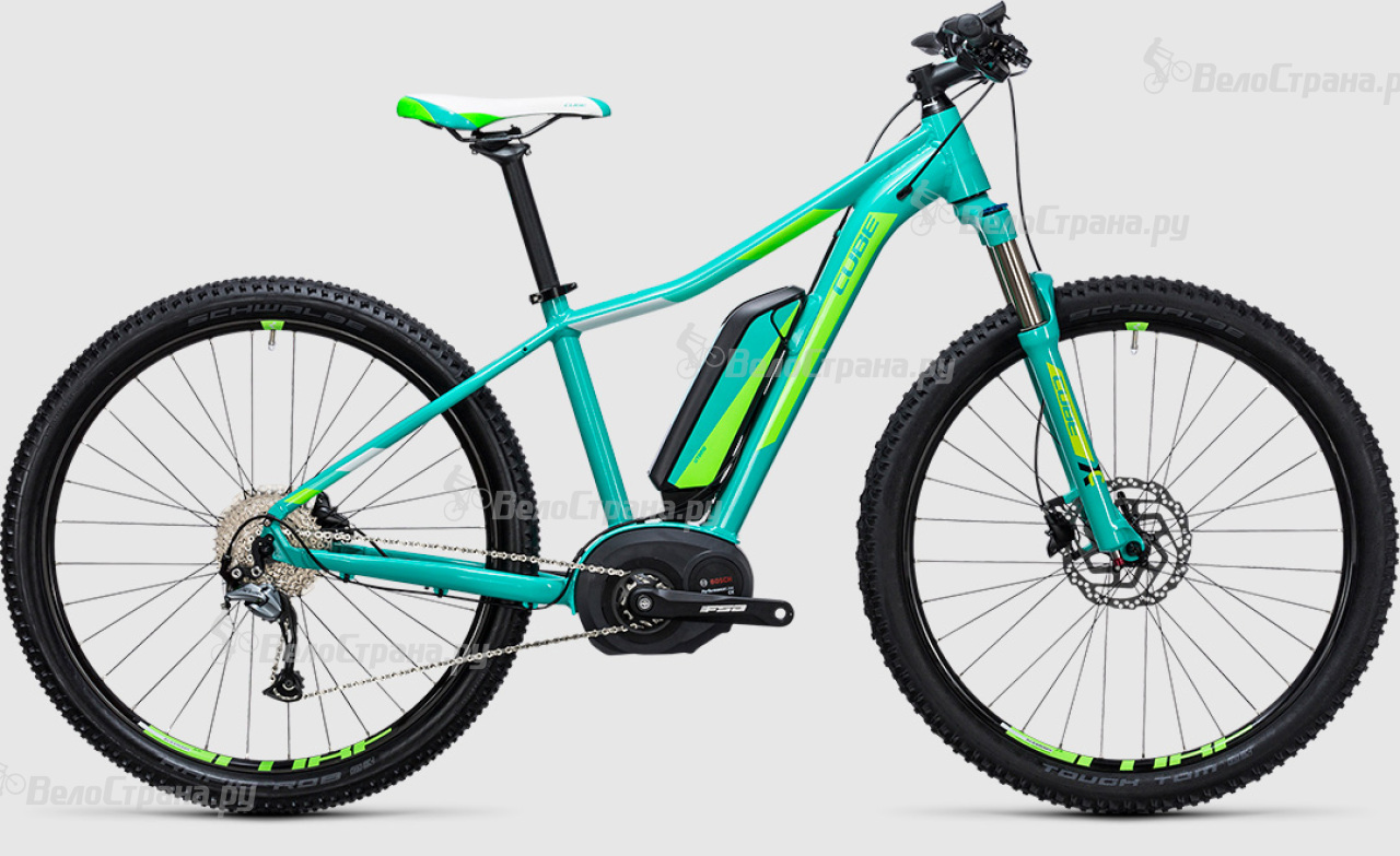 Велосипед Cube Access WLS Hybrid ONE 400 27,5 (2017) велосипед cube attention 27 5 2018