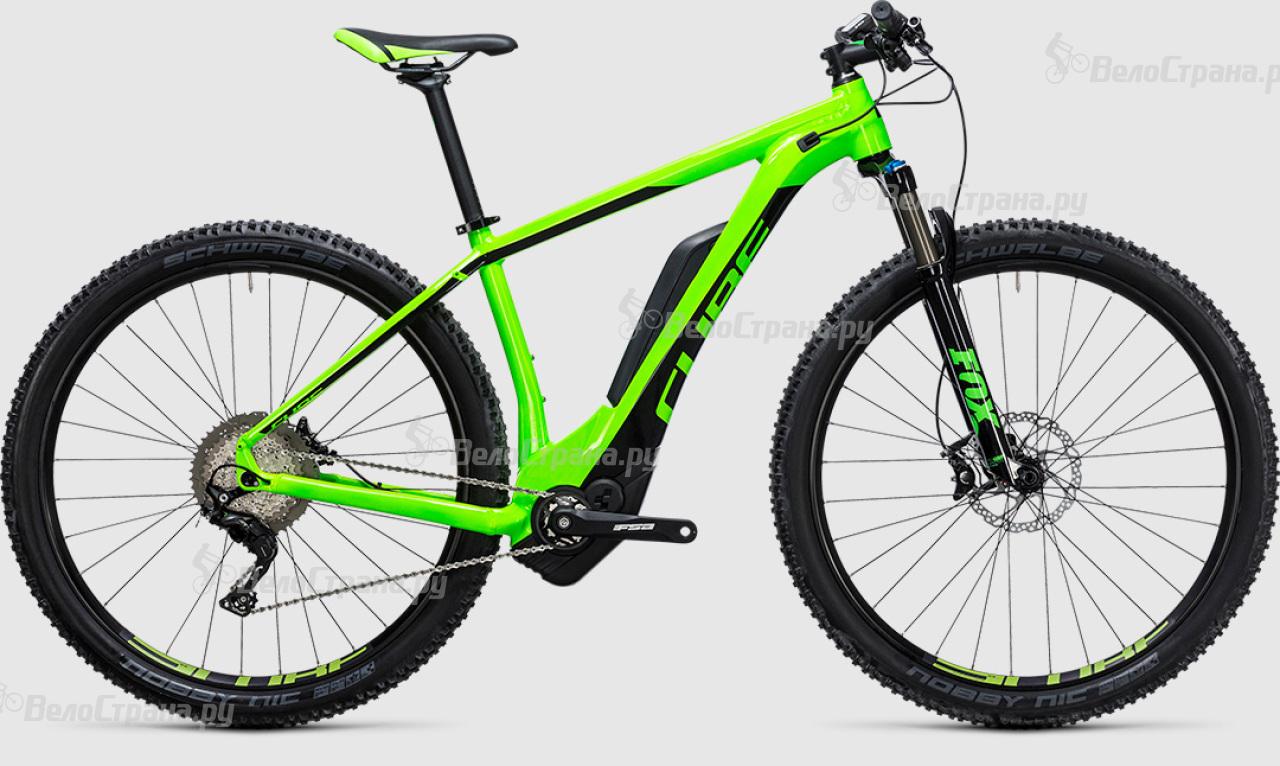 Велосипед Cube Reaction Hybrid HPA SLT 500 29 (2017) велосипед cube reaction hybrid hpa pro 500 29 2017