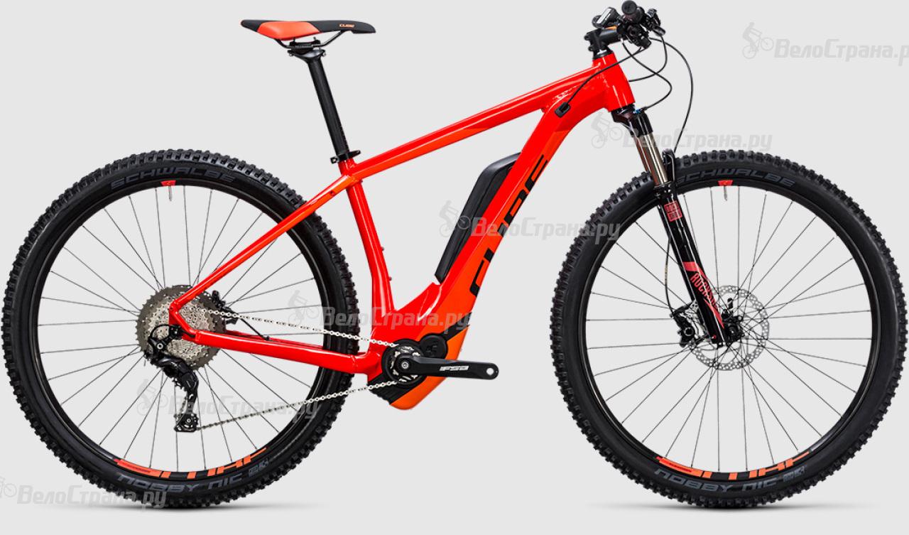 Велосипед Cube Reaction Hybrid HPA SL 500 29 (2017) велосипед cube reaction hpa sl 2x 27 5 2017