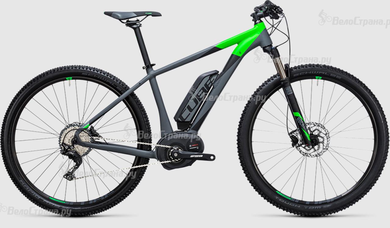 Велосипед Cube Reaction Hybrid HPA Race 500 29 (2017) велосипед cube reaction hybrid hpa pro 500 29 2017