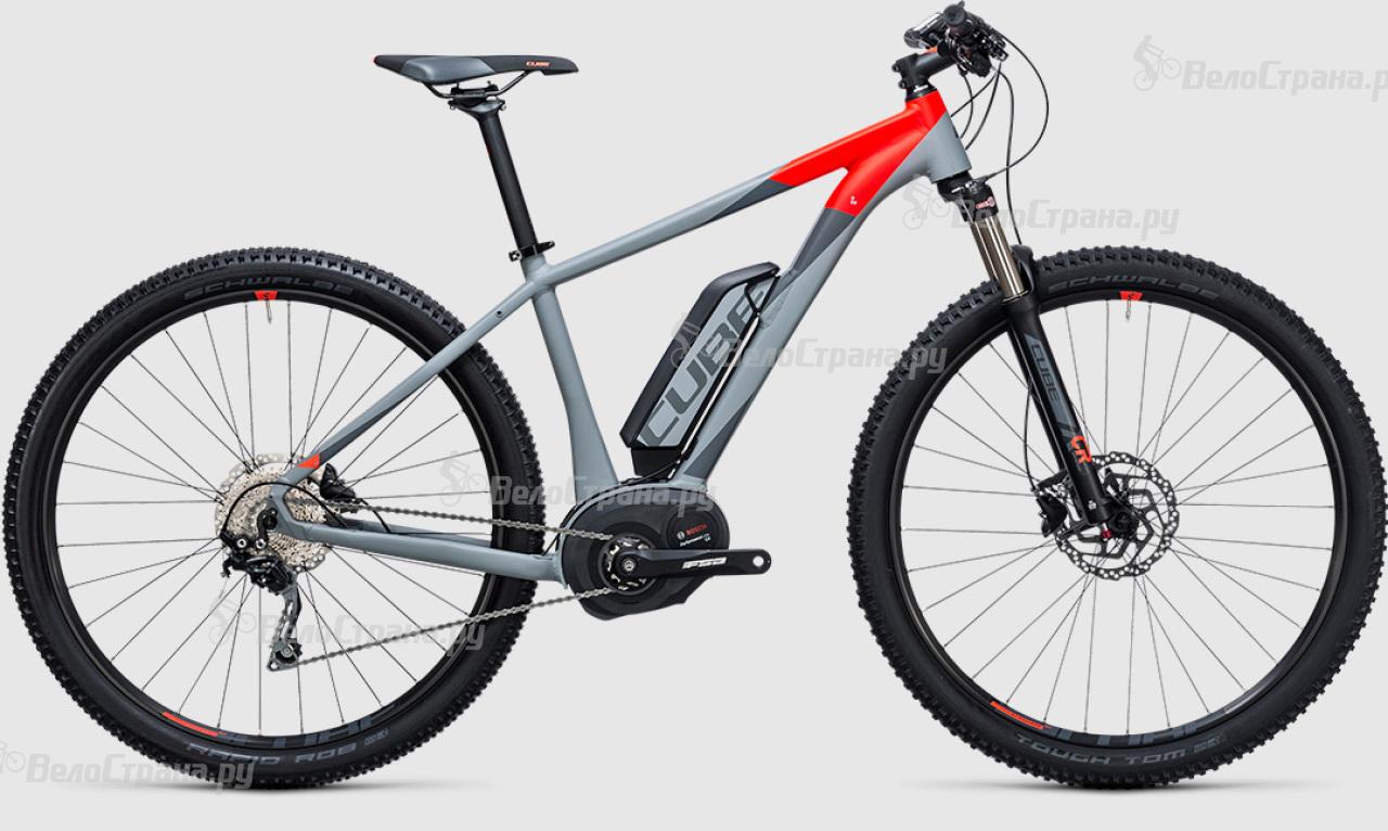 Велосипед Cube Reaction Hybrid HPA Pro 500 29 (2017) велосипед cube aerium hpa pro 2017