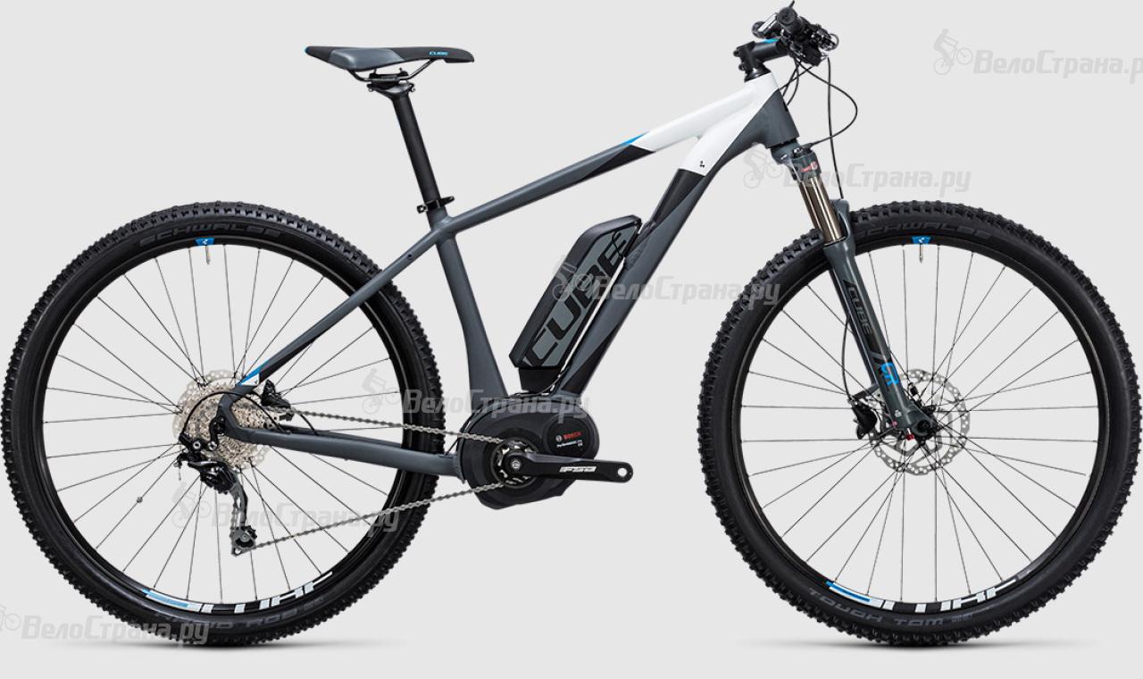 все цены на Велосипед Cube Reaction Hybrid HPA Pro 400 27,5 (2017) онлайн