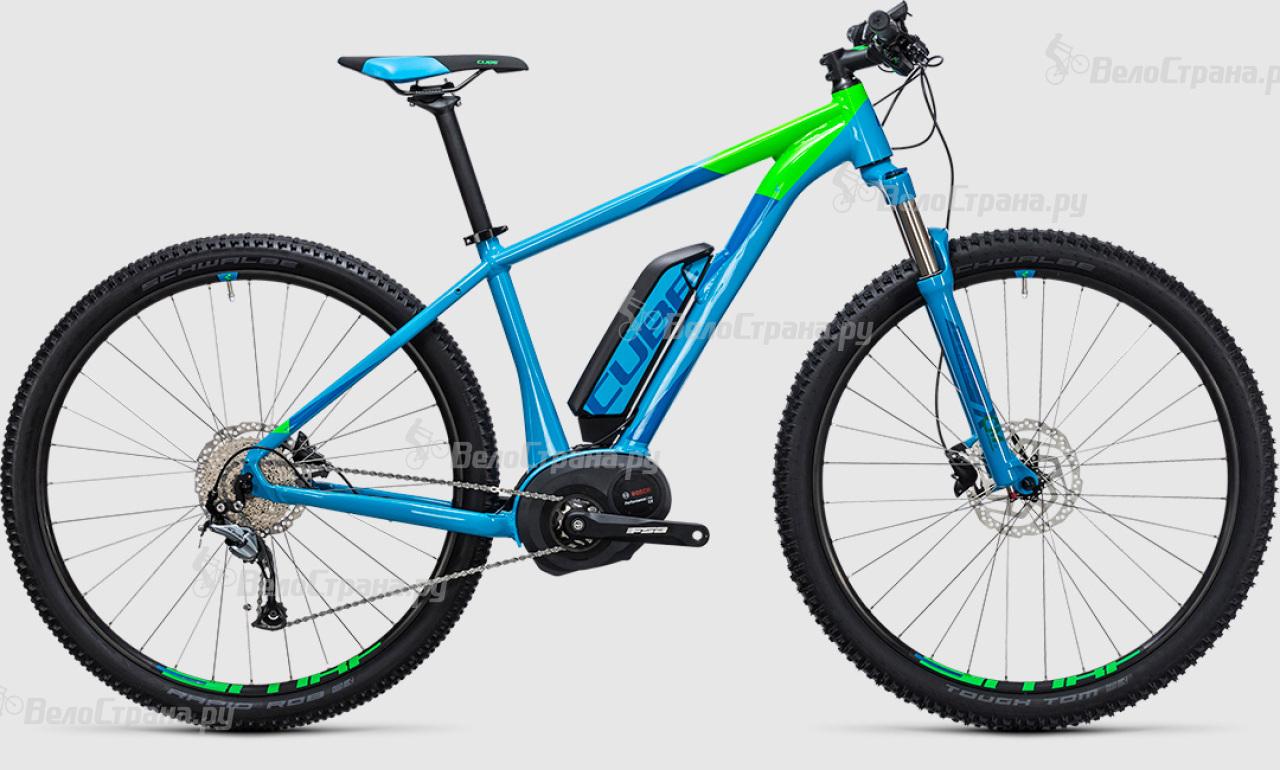 Велосипед Cube Reaction Hybrid ONE 400 29 (2017) велосипед cube analog 29 2016