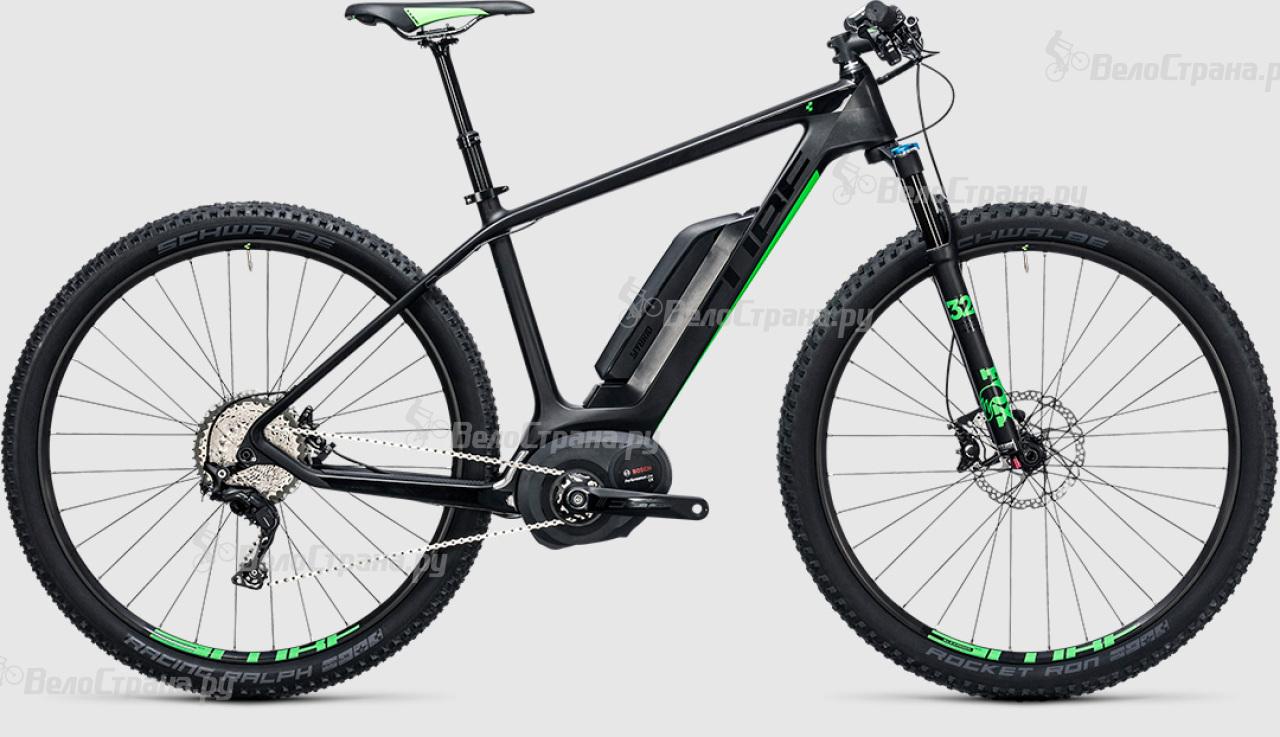 Велосипед Cube Elite Hybrid C:62 SL 500 29 (2017) велосипед cube elite c 68 sl 1x 29 2016