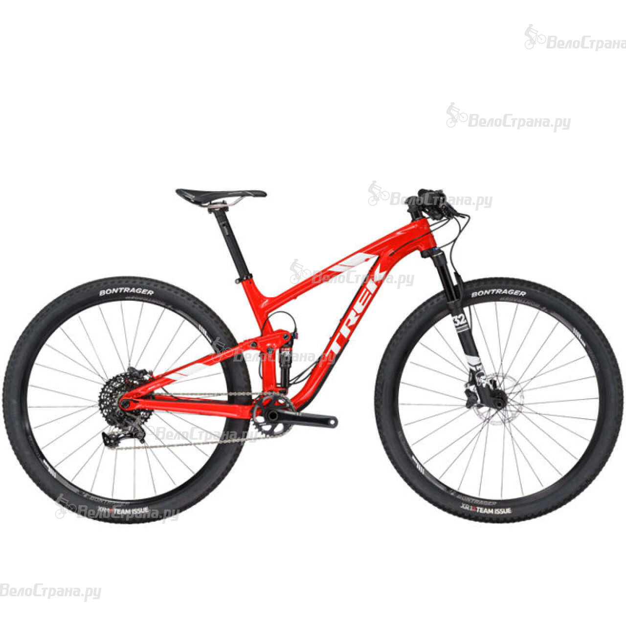 Велосипед Trek Top Fuel 9 (2017) велосипед trek fuel ex 9 29 2017