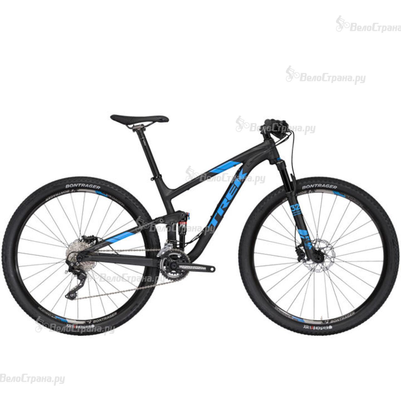 Велосипед Trek Top Fuel 8 (2017) trek fuel ex 9 27 5