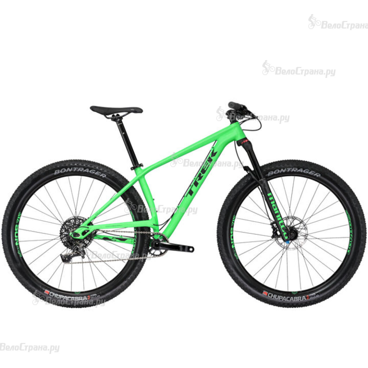 Велосипед Trek Stache 7 (2017) trek stache 7 2014