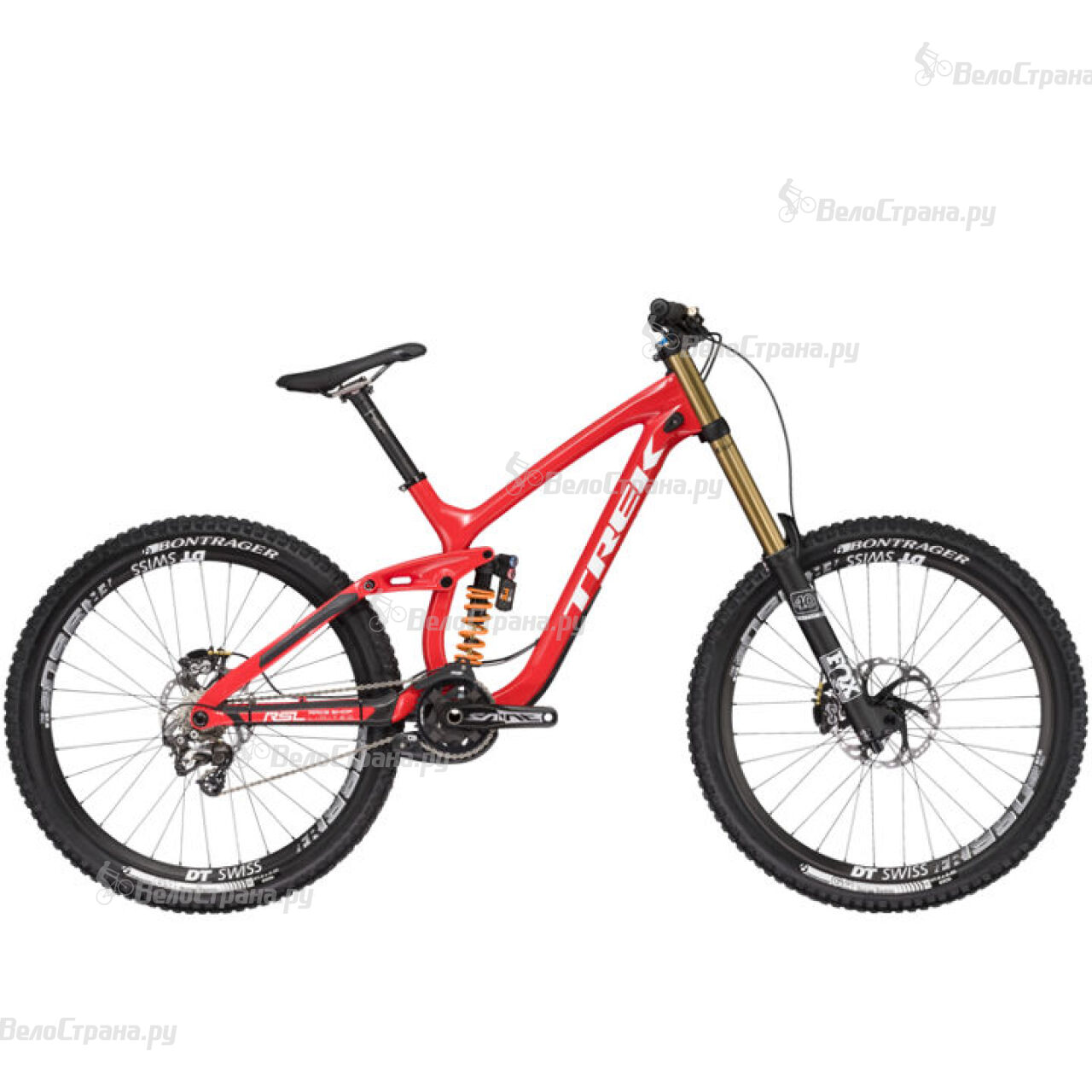 Велосипед Trek Session 9.9 DH 27.5 RSL (2017) fit dh 853c