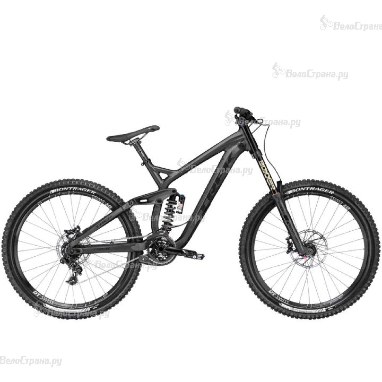 Велосипед Trek Session 8 27.5 (2017) вилка rockshox boxxer rc дешево с рук
