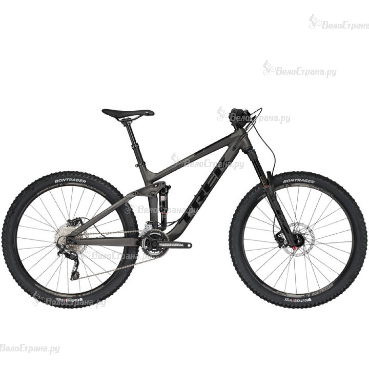 Велосипед Trek Remedy 7 27.5 (2017) велосипед trek remedy 7 27 5 2016