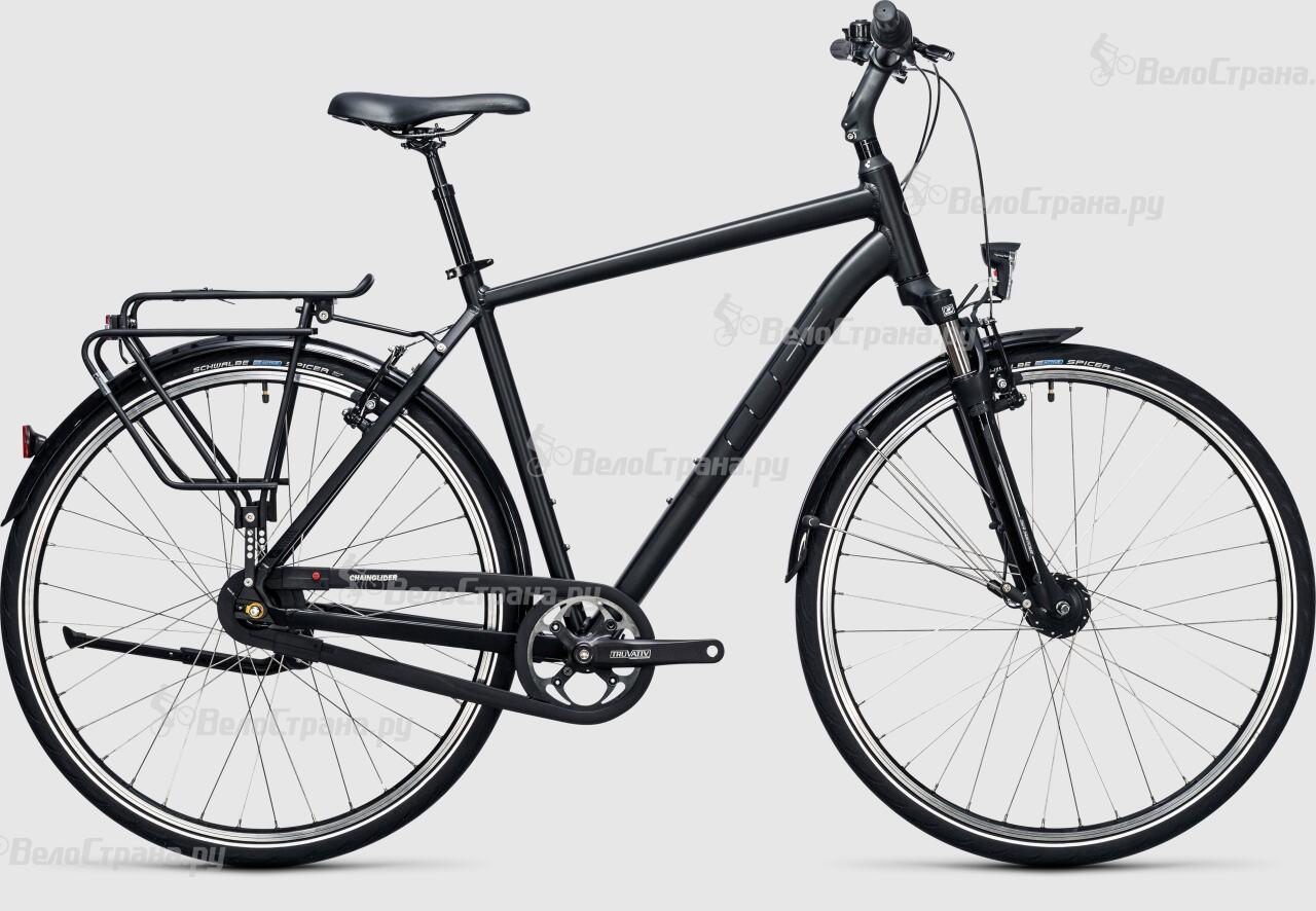 Велосипед Cube Town Pro (2017) велосипед cube town hybrid 2014