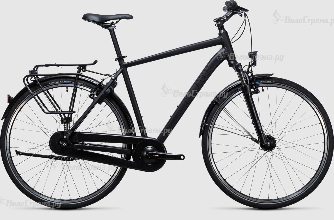 Велосипед Cube Town Pro Comfort (2017) велосипед cube town hybrid 2014
