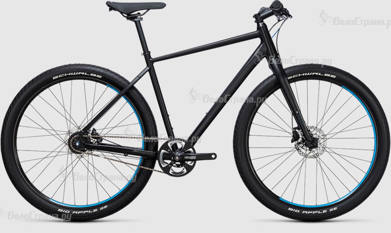 Велосипед Cube Hyde Pro (2017) велосипед cube hyde pro 2014