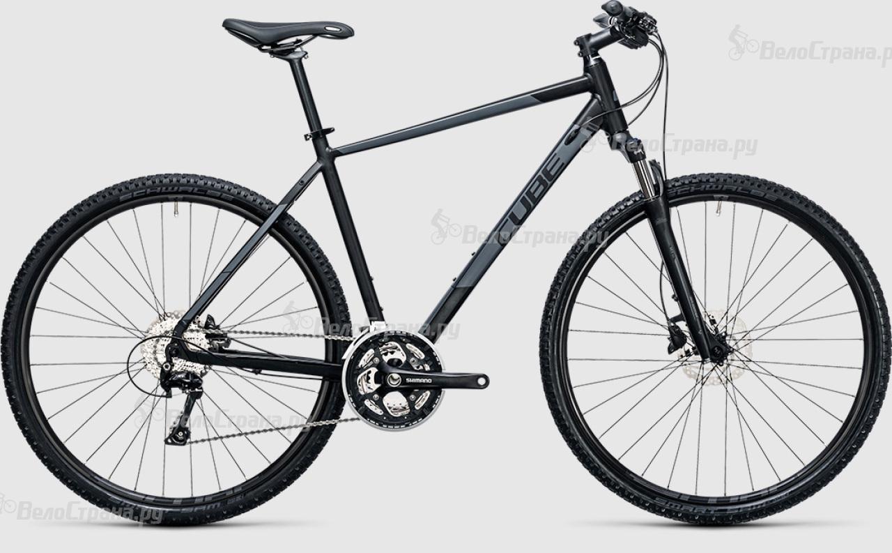 Велосипед Cube Nature Pro (2017)