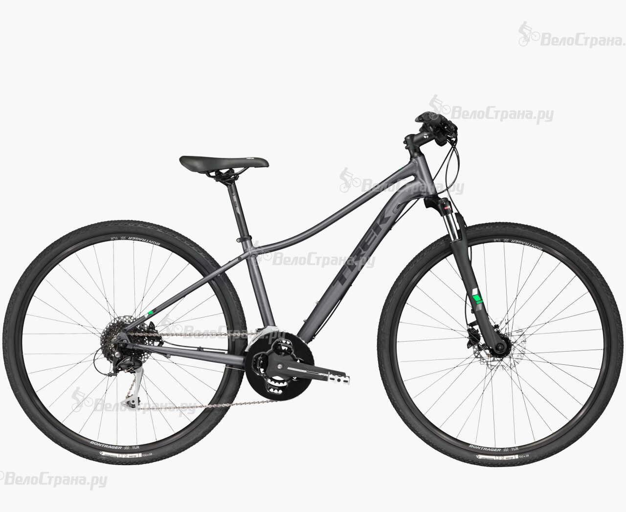 Велосипед Trek Neko 3 WSD (2017) велосипед trek neko 1 wsd 2018
