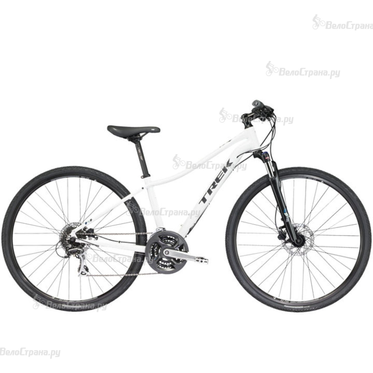 Велосипед Trek Neko 2 WSD (2017) велосипед trek neko 1 wsd 2018