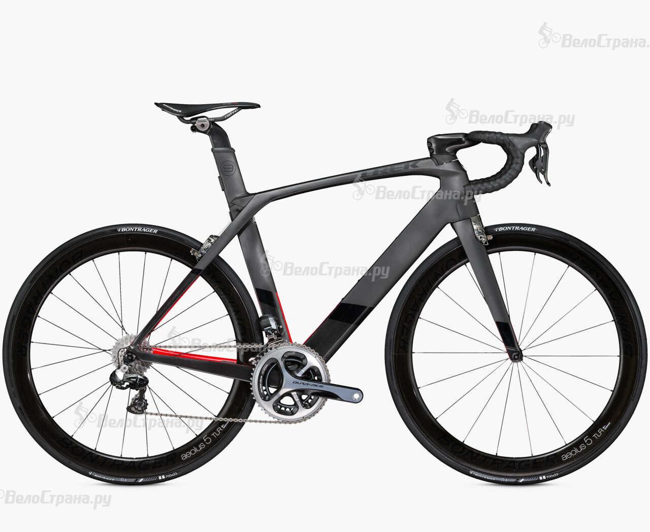 Велосипед Trek MADONE 9.9 C H2 (2017)