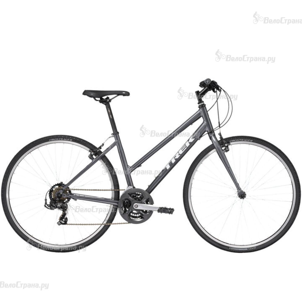Велосипед Trek FX Stagger (2017) велосипед trek fx stagger 2017