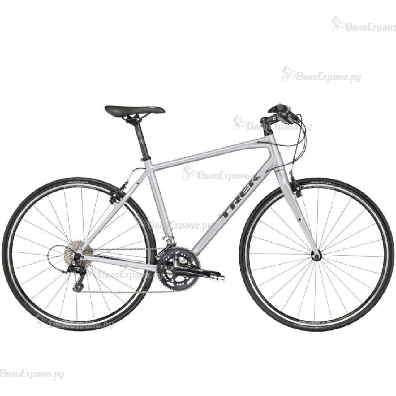 Велосипед Trek FX S 4 (2017)