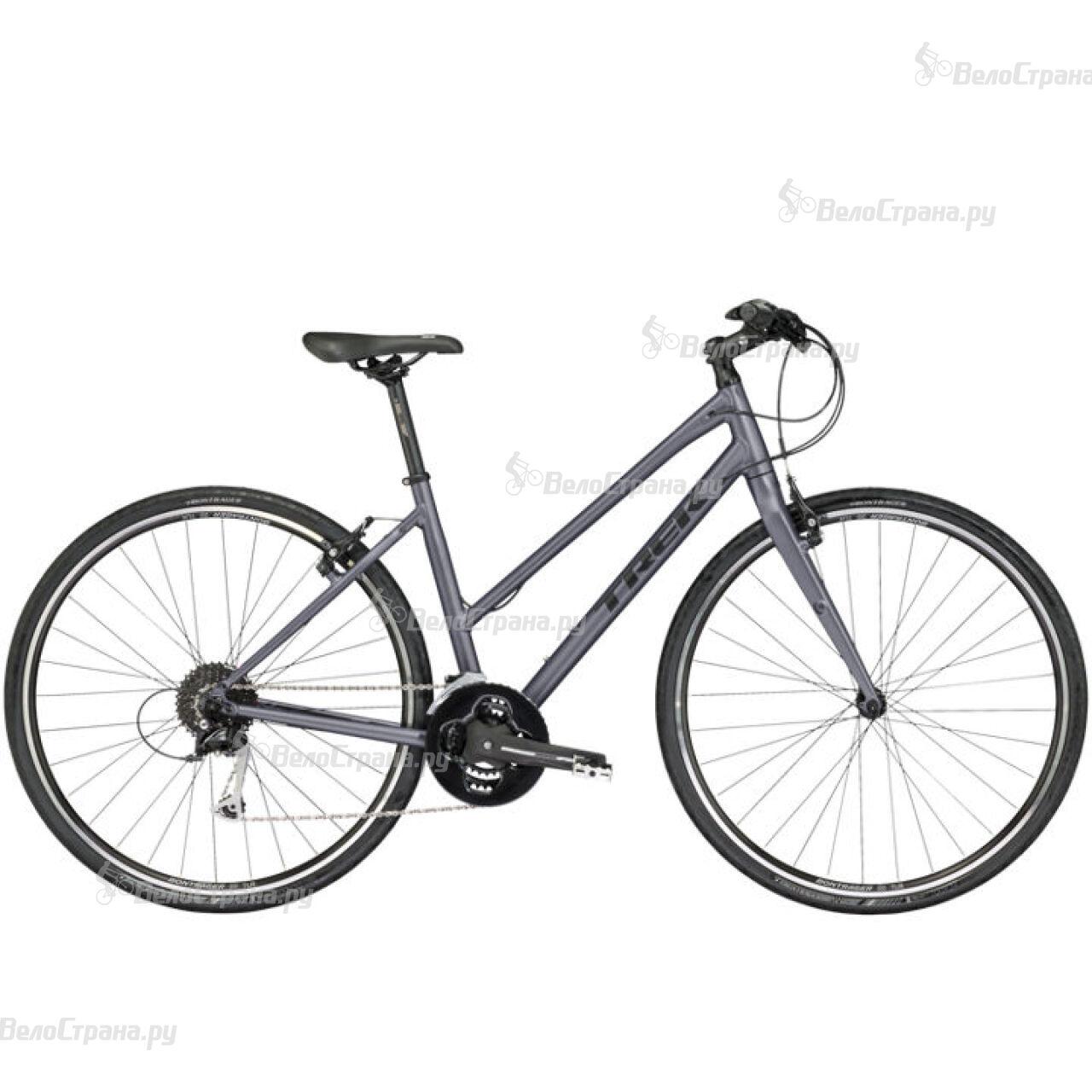 Велосипед Trek FX 3 WSD (2017)