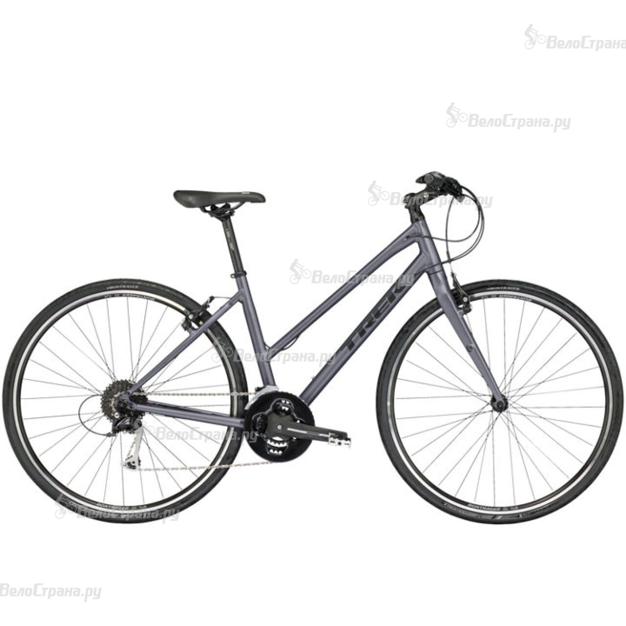 Велосипед Trek FX 3 WSD (2017) велосипед trek madone 3 1 wsd 2013