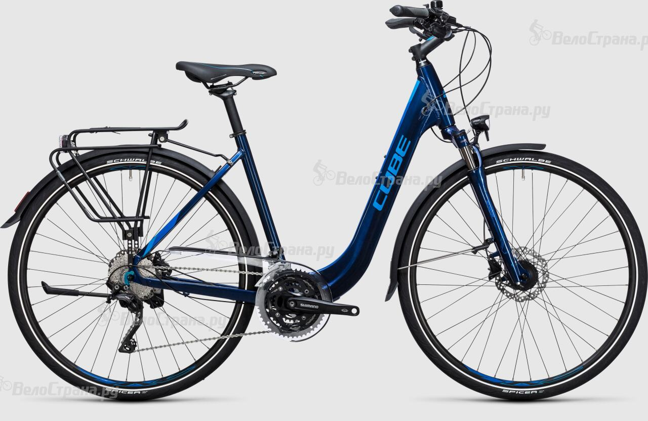 Велосипед Cube Touring SL Easy Entry (2017) велосипед cube touring easy entry 2017