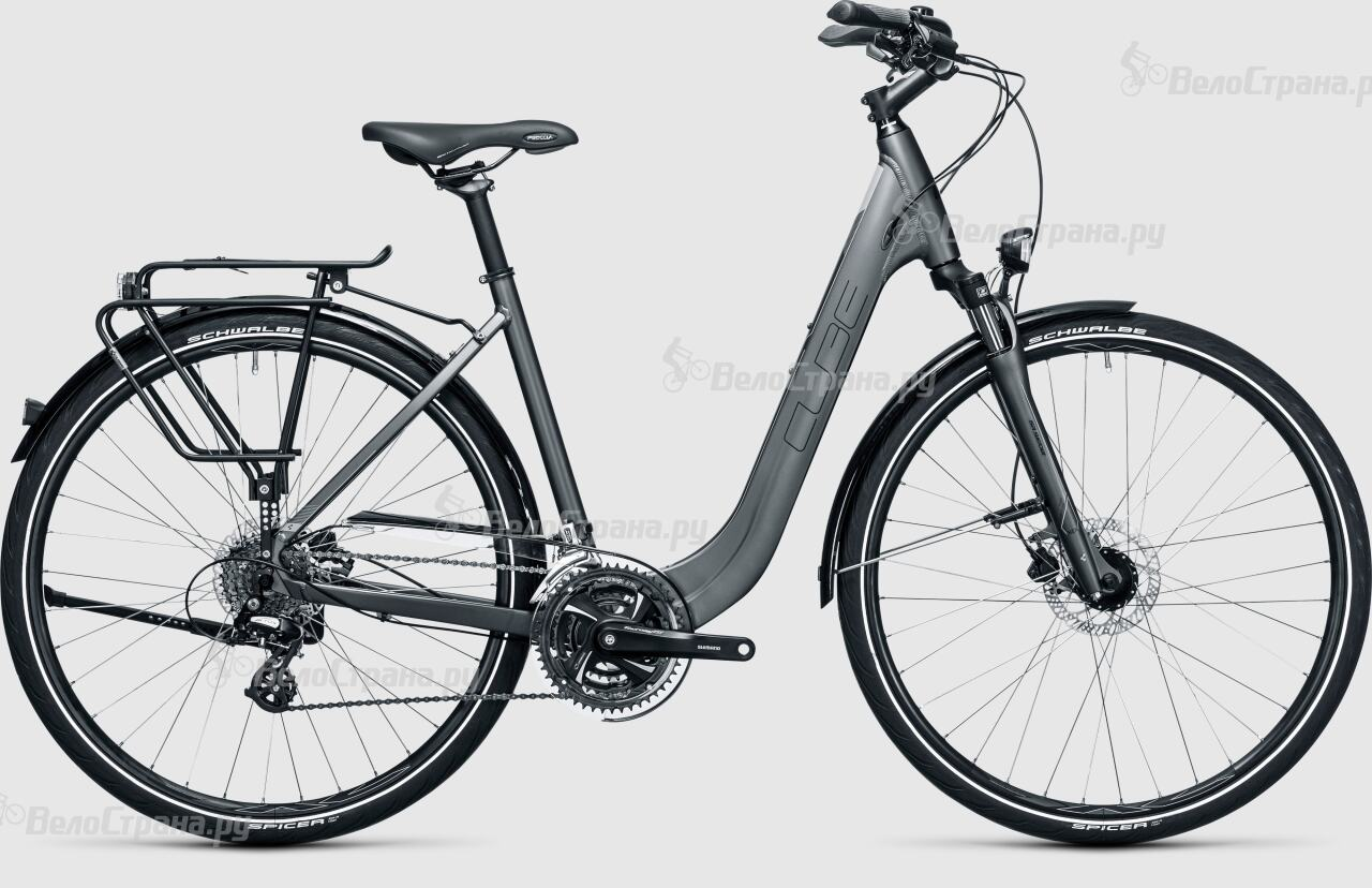 Велосипед Cube Touring Pro Easy Entry (2017) велосипед cube touring easy entry 2017