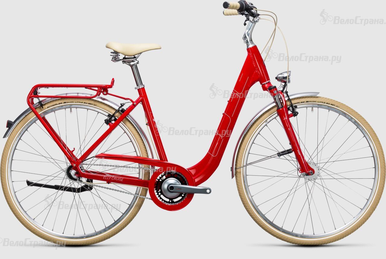 Велосипед Cube Elly Cruise (2017) elly wally paper платье до колена