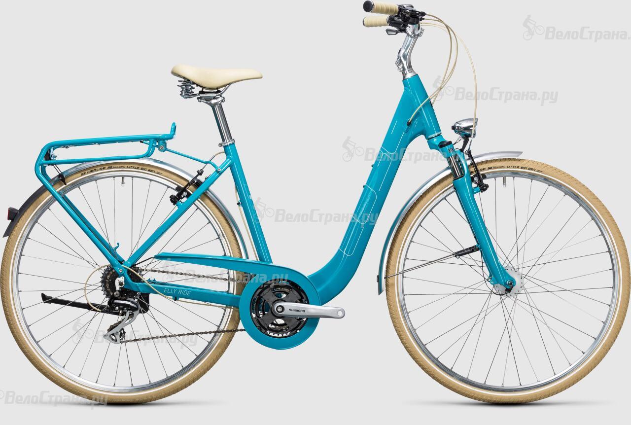 Велосипед Cube Elly Ride (2017) велосипед cube elly ride hybrid 400 2018