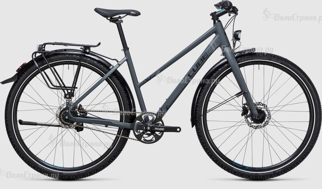 Велосипед Cube Travel Pro W (2017) вилка chilli pro fork c5 hic violet