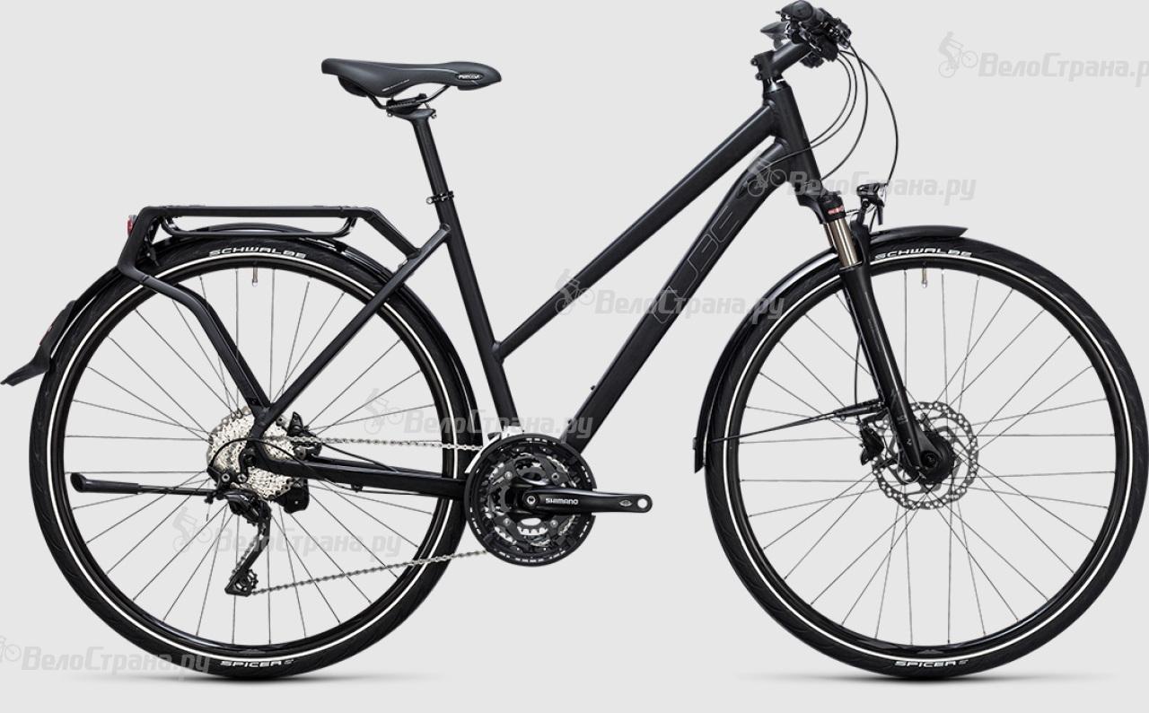 Велосипед Cube Delhi Pro W (2017)