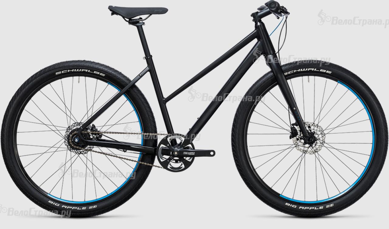 Велосипед Cube Hyde Pro W (2017) вилка chilli pro fork c5 hic violet