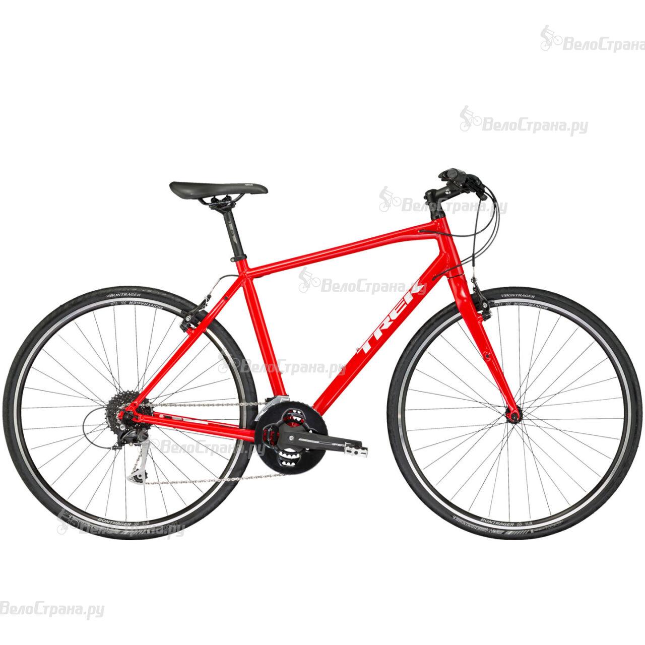 Велосипед Trek FX 3 (2017)