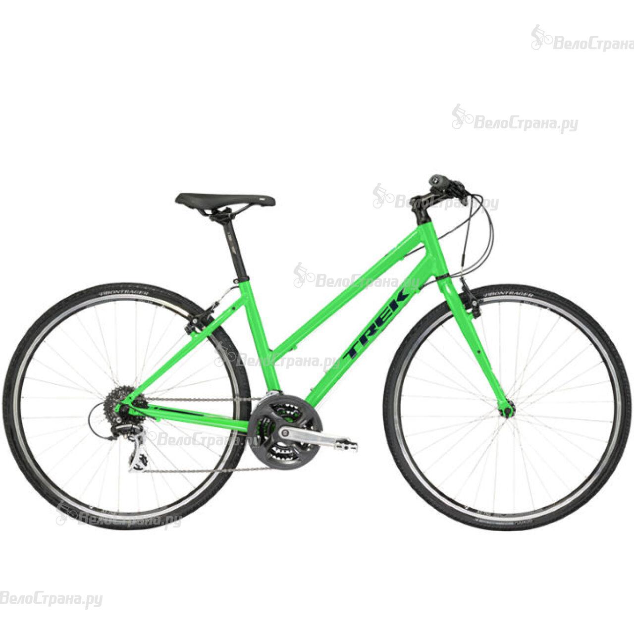 Велосипед Trek FX 2 WSD (2017) trek 7 2 fx wsd 2015