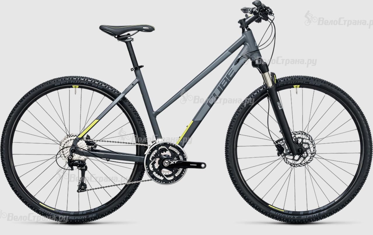 Велосипед Cube Cross Pro W (2017)