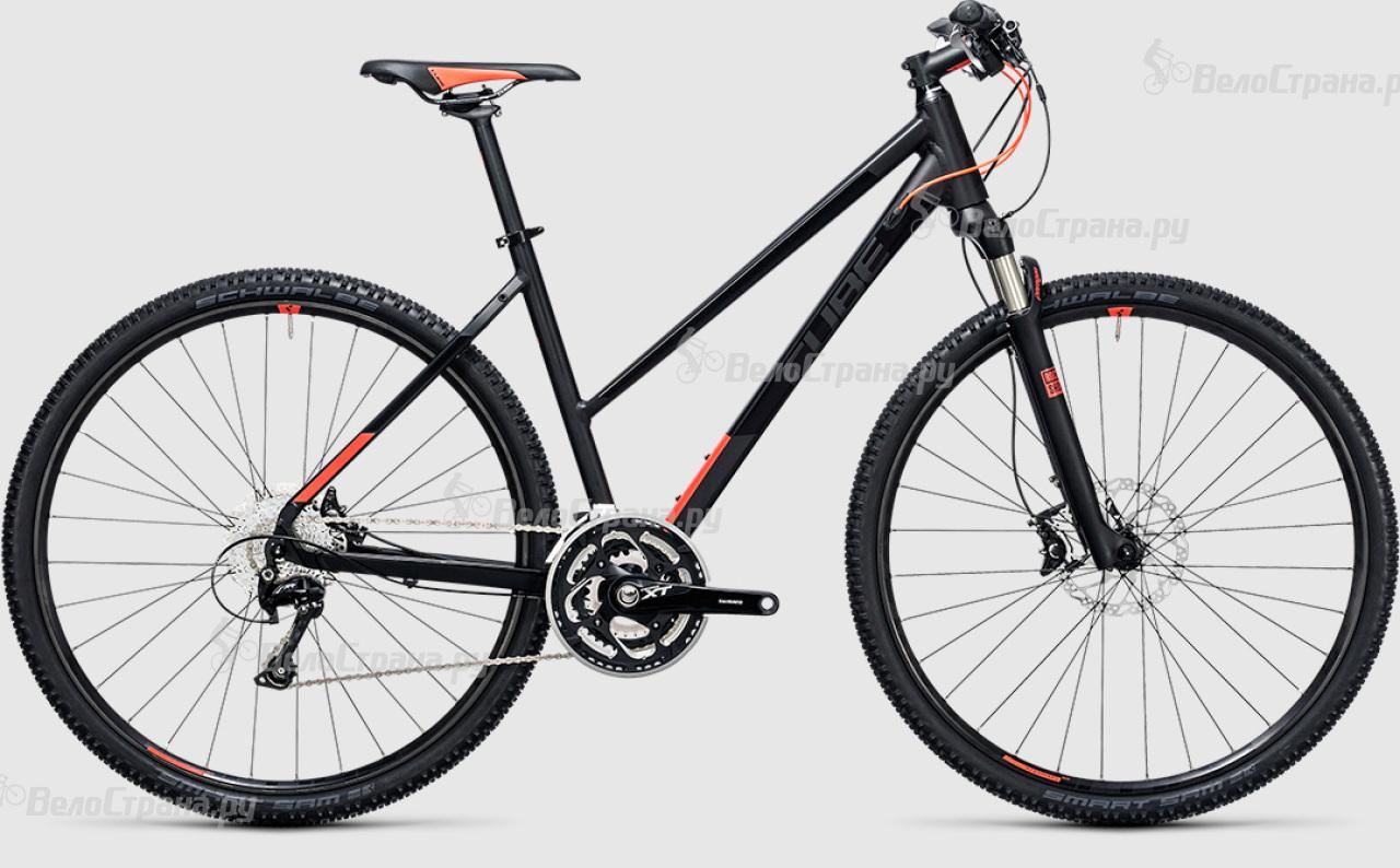 Велосипед Cube Tonopah Pro W (2017)