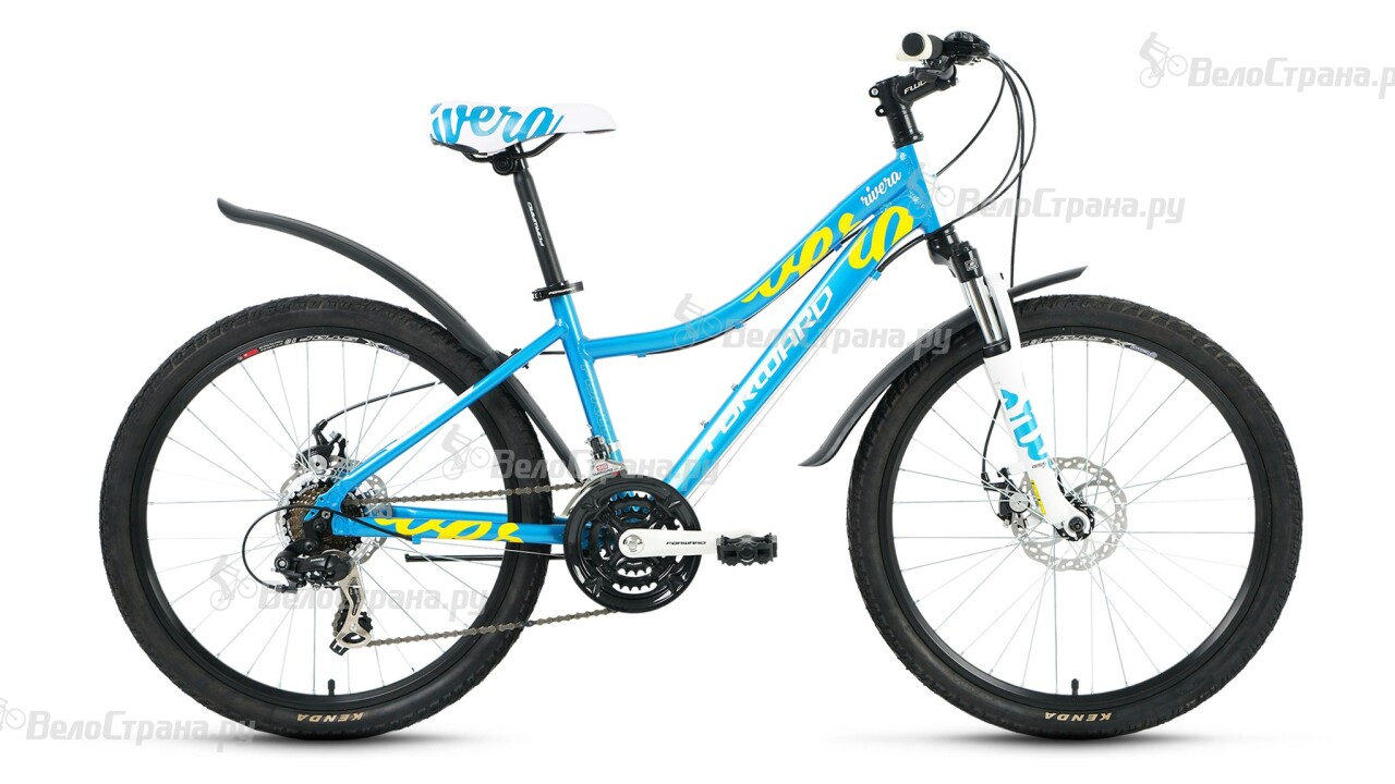 Велосипед Forward Rivera 2.0 disc (2016) пуловер rivera