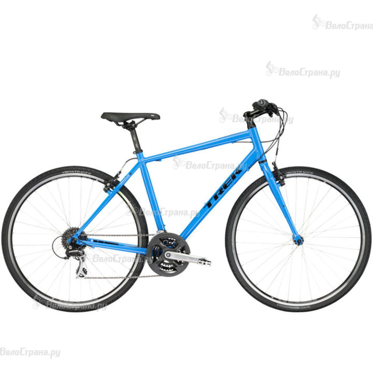Велосипед Trek FX 2 (2017) велосипед trek fx 2 2017