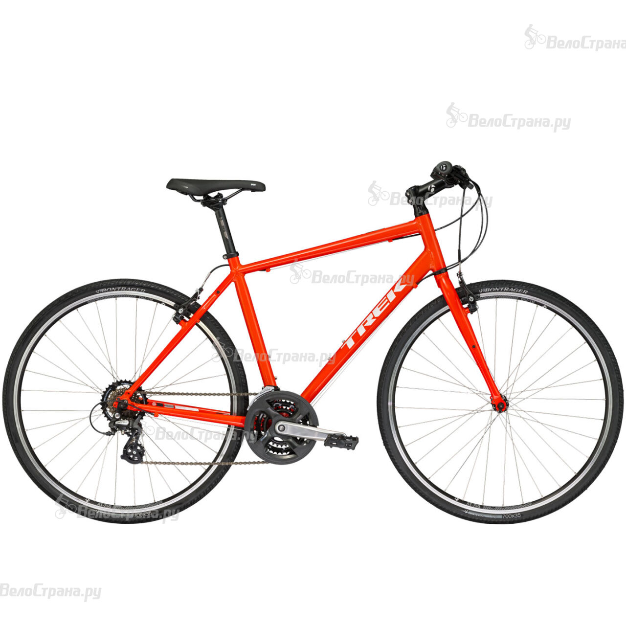 Велосипед Trek FX 1 (2017) велосипед trek fx stagger 2017