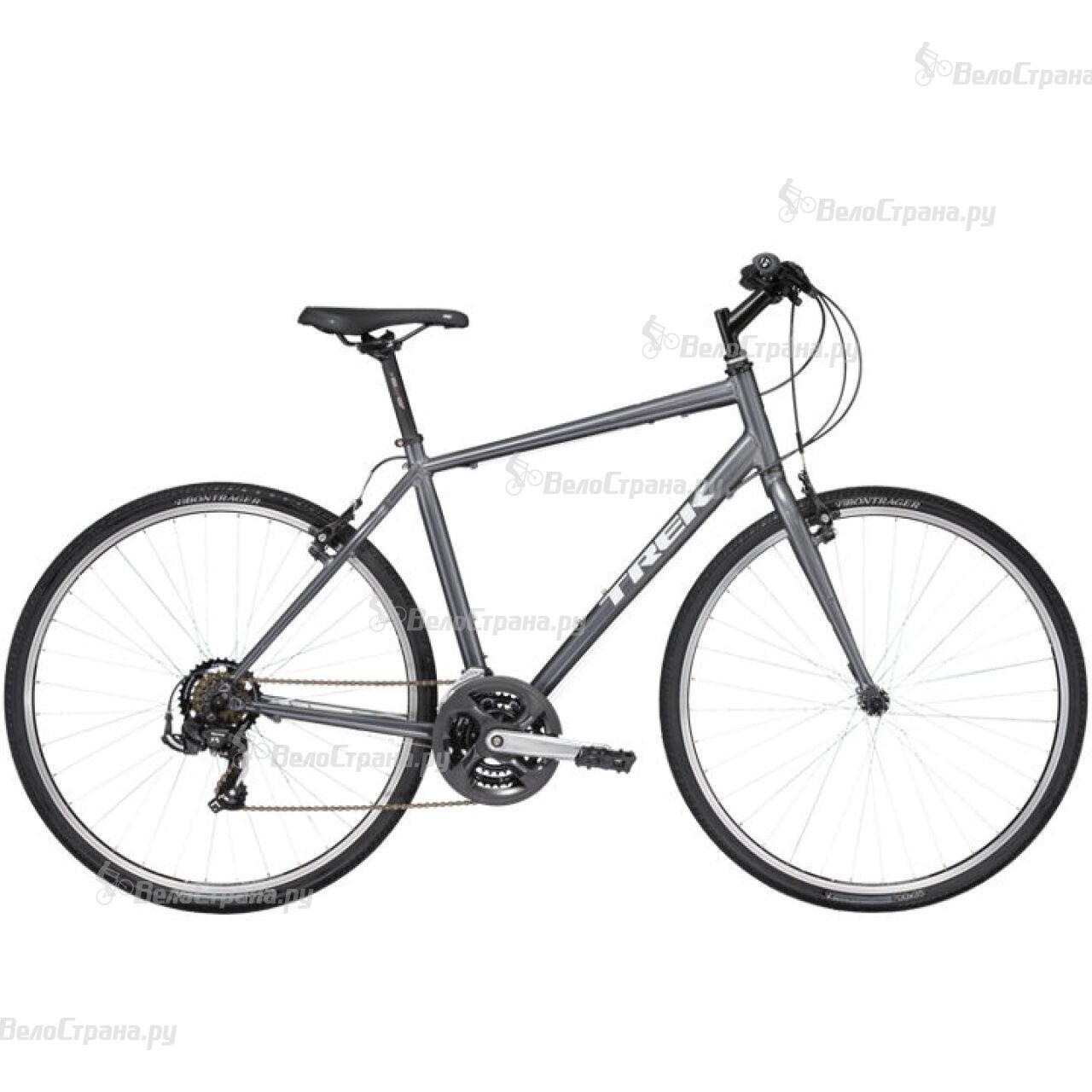 Велосипед Trek FX (2017) велосипед trek fx 2 2017