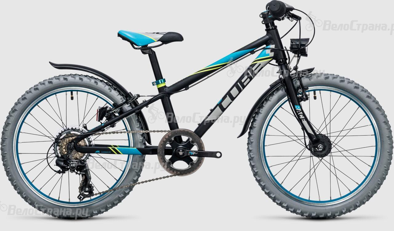 Велосипед Cube Kid 200 Allroad (2017) велосипед cube curve allroad 2016