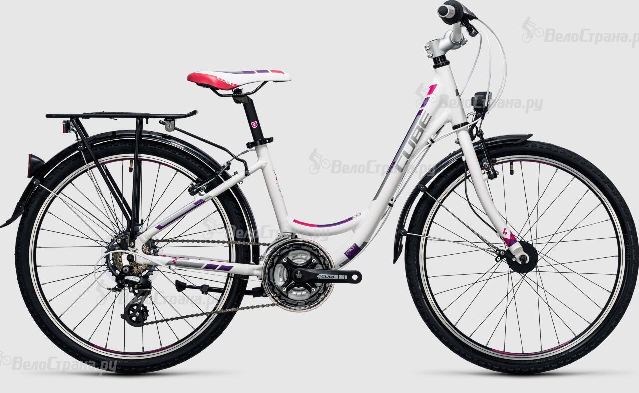 Велосипед Cube Kid 240 Street (2017) велосипед cube kid 240 die mannschaft dfb edition 2017