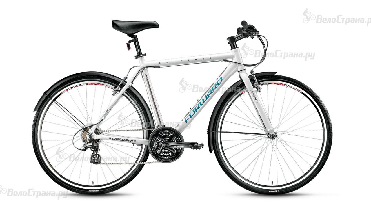 Велосипед Forward Rockford 1.0 (2016) велосипед forward rockford 2 0 2017
