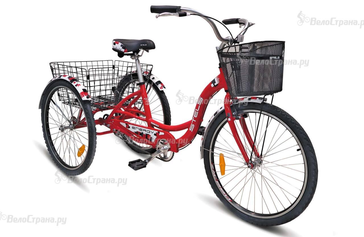 Велосипед Stels Energy I 26 (2017)