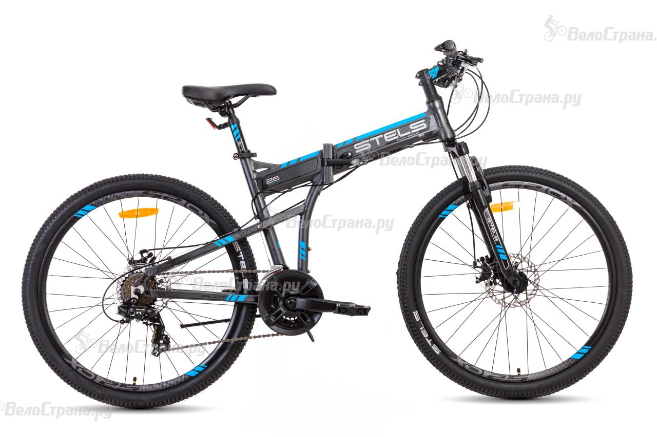 Велосипед Stels Pilot 970 MD 26 (2017) stels adrenalin md 26 20 2015 black blue