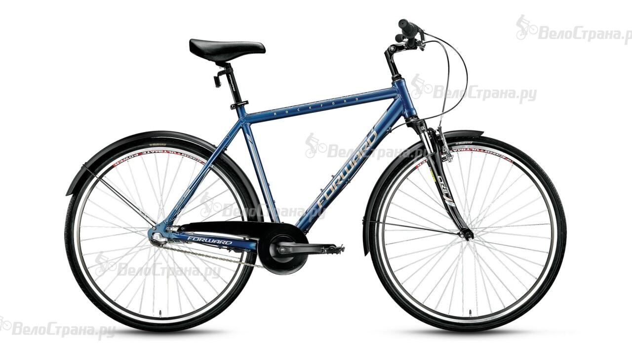 Велосипед Forward Rockford 2.0 (2016) велосипед forward terra 1 0 2016 18 navy white