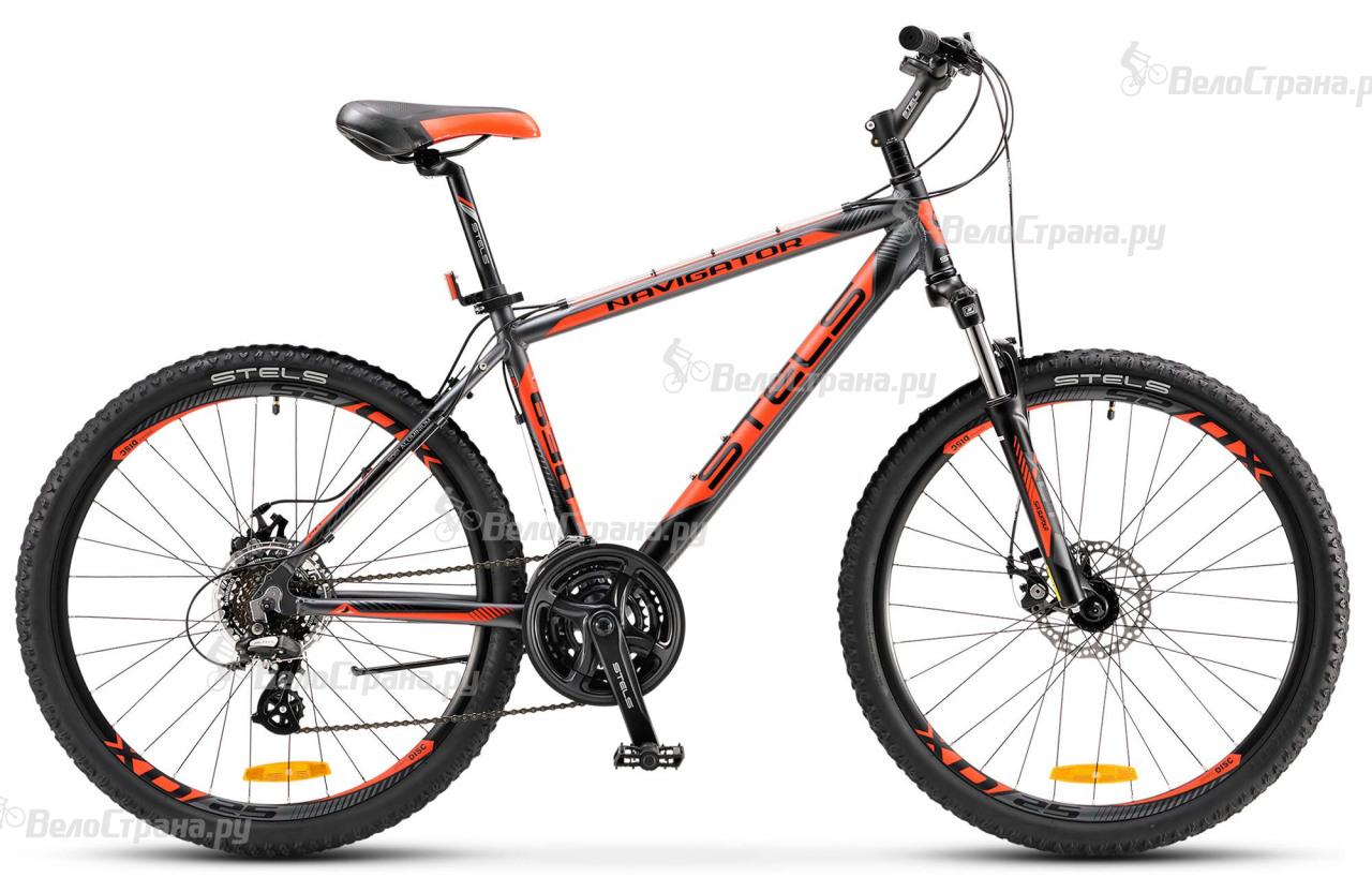 Велосипед Stels Navigator 630 MD 26 (2017) велосипед stels navigator 490 md 2016