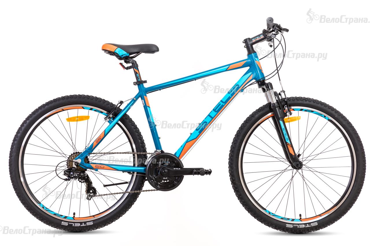 Велосипед Stels Navigator 610 V 26 (2017) велосипед stels navigator 530 v 2017