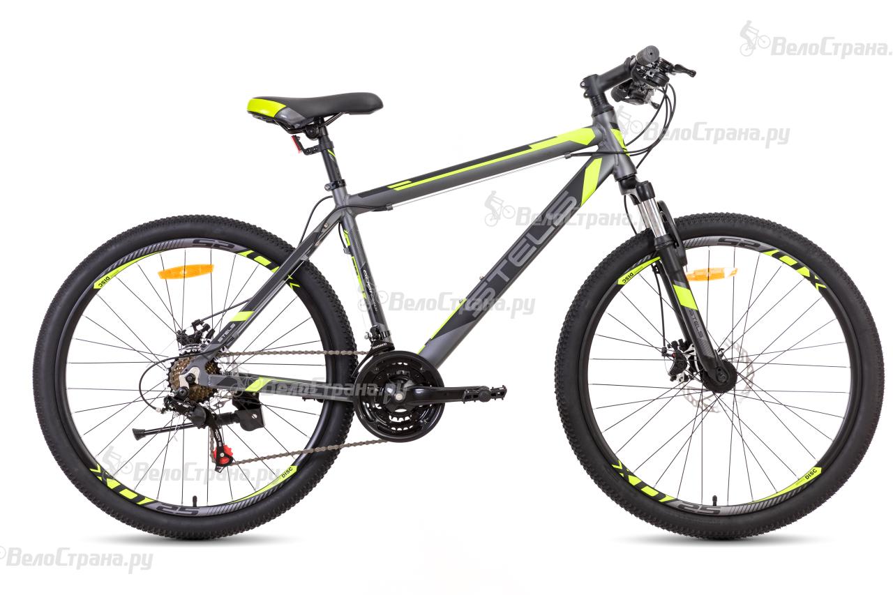 Велосипед Stels Navigator 600 MD 26 (2017) велосипед stels navigator 850 md 2016